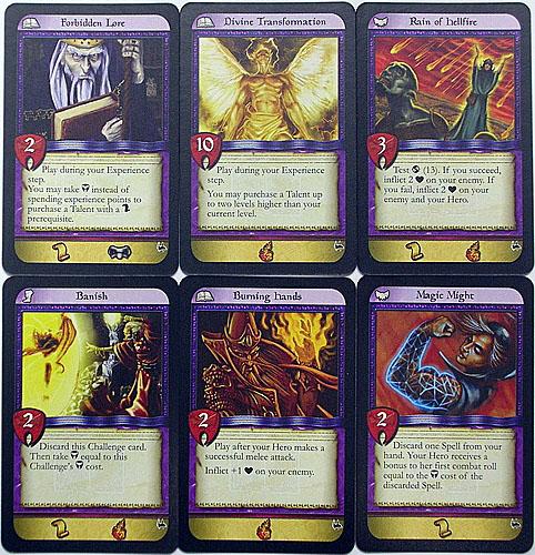 Runebound Character Deck: Battlemage image