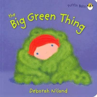 The Big Green Thing by Deborah Niland image