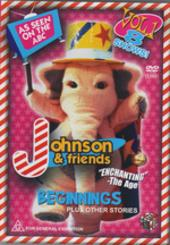 Johnson & Friends - Vol 1:  Beginnings and Other Stories on DVD