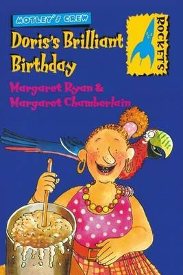 Doris's Brilliant Birthday by Margaret Ryan image