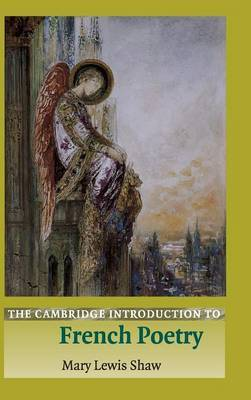 Cambridge Introductions to Literature by Mary Lewis Shaw image