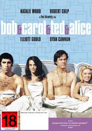 Bob & Carol & Ted & Alice on DVD