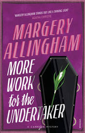 More Work for the Undertaker by Margery Allingham image