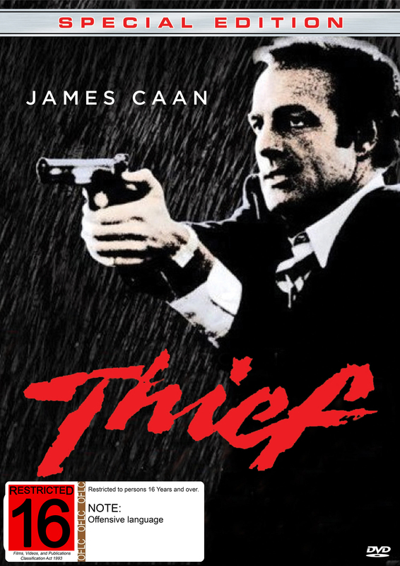 Thief - Special Edition on DVD