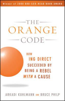 The Orange Code by Arkadi Kuhlmann image