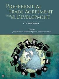 Preferential Trade Agreement Policies for Development: A Handbook