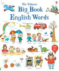 Big Book of English Words by Mairi Mackinnon