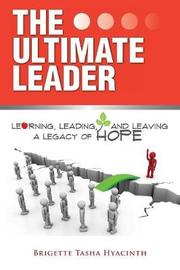 The Ultimate Leader by Brigette Tasha Hyacinth