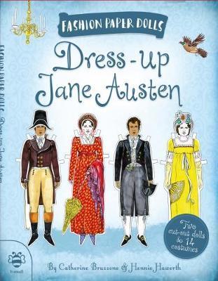 Dress-Up Jane Austen by Catherine Bruzzone image