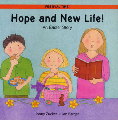 Hope and New Life by Jonny Zucker image