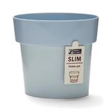 Monkey Business: Slim Flower Pot (Blue)