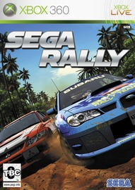 Sega Rally (ex display) for Xbox 360 image