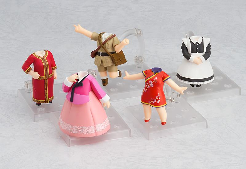 Nendoroid More: Love Live! - Dress Up World Girls Vol.1 (Blindbox) image