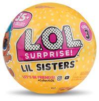 L.O.L: Surprise! Doll - Little Sisters S3 (Blind Bag)