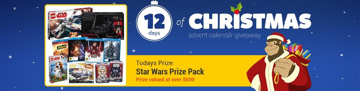 12 Days: Star Wars Prize Pack