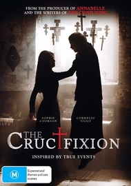 The Crucifixion on DVD