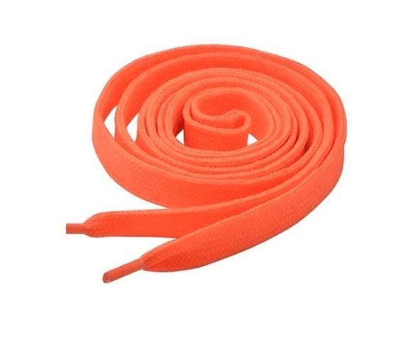 Tiger Laces - Neon Orange (150cm)