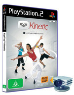EyeToy Kinetic Combat + Camera for PlayStation 2