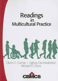 Readings in Multicultural Practice image