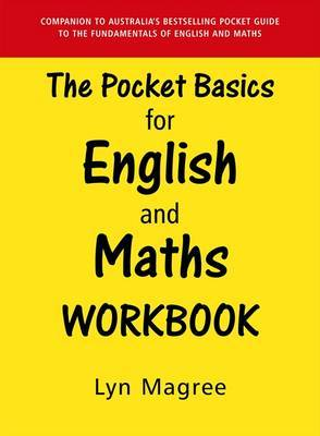 Pocket Basics for English and Maths by Lyn Magree image