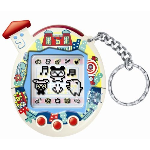 Tamagotchi Version 5 - Tama House