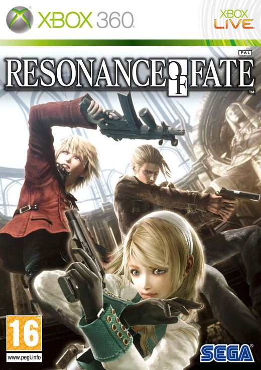 Resonance of Fate for Xbox 360