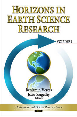 Horizons in Earth Science Research: v. 1 image
