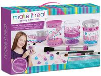 Make it Real - Glitter & Glam Cosmetic Supply Set