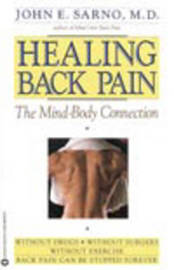 Healing Back Pain by John Sarno image