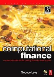 Computational Finance by George Levy image