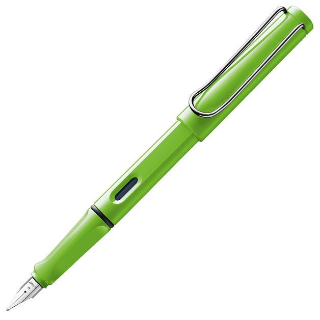 Lamy safari Fountain Pen - Green (Medium)