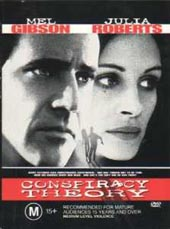 Conspiracy Theory on DVD