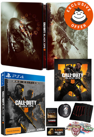 Call of Duty: Black Ops IIII Pro Edition for PS4