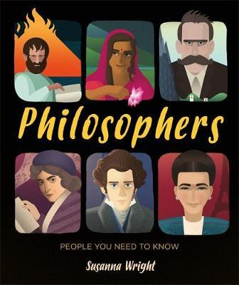 Philosophers by Susannah Wright image