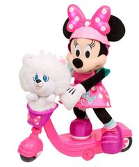 Disney: Minnie Sing & Spin Scooter - Interactive Plush