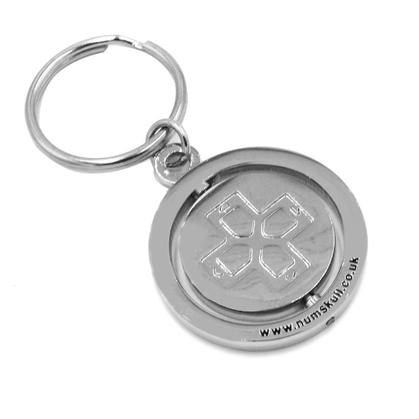 Official PlayStation Spinner Keychain / Keyring image