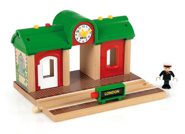Brio: Railway - Record and Play Station