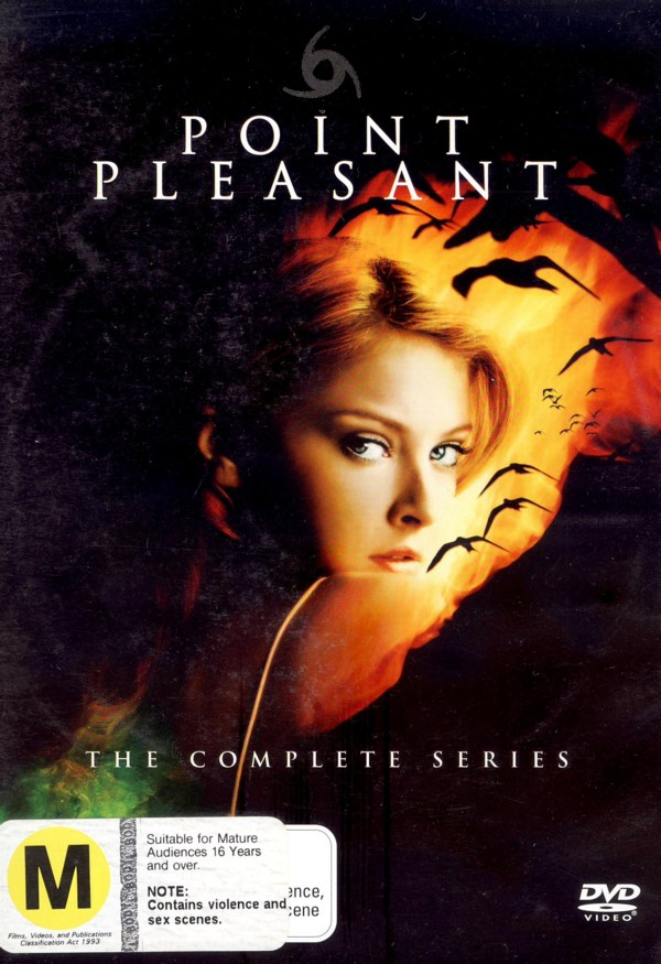 Point Pleasant - The Complete Series (3 Disc Set) on DVD image
