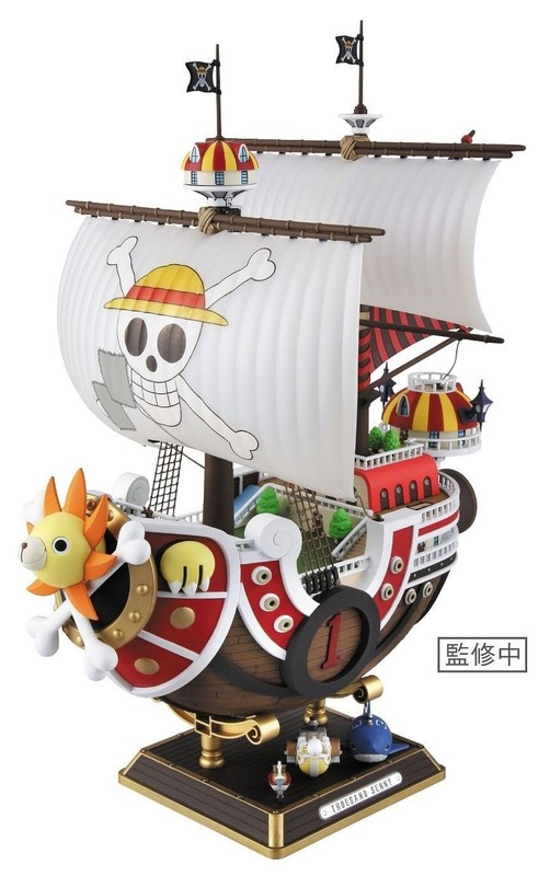 One Piece: Thousand Sunny Wano Country Ver. - Model Kit
