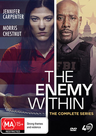 The Enemy Within - The Complete Series on DVD image