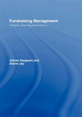 Fundraising Management by Elaine Jay image