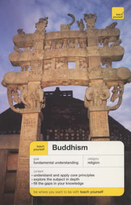 Teach Yourself Buddhism by Clive Erricker image