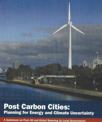 Post Carbon Cities by D. Lerch