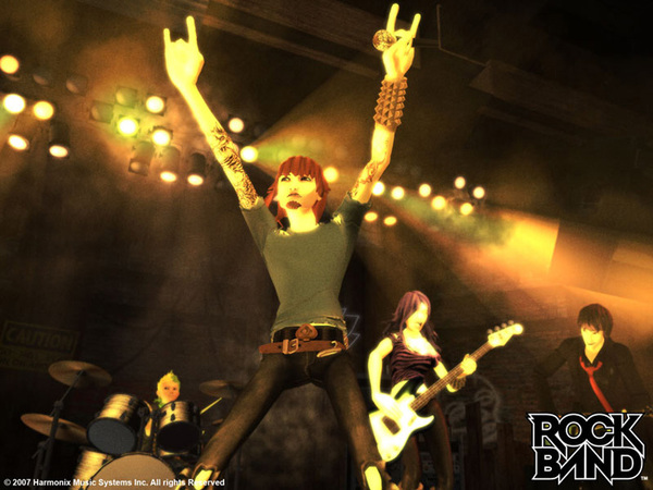 Rock Band Song Pack: Vol. 1 for Wii image