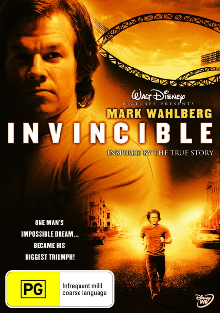 Invincible on DVD