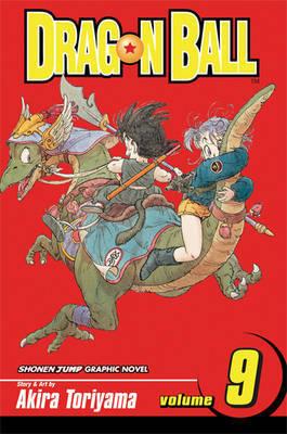 Dragon Ball: v. 9 by Akira Toriyama