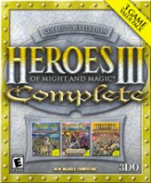 Heroes III: Complete for PC Games