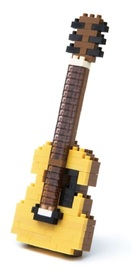nanoblock: Instruments Acoustic Guitar