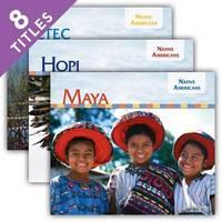 Native Americans Set 2 by Sarah Tieck