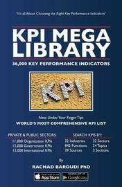 Kpi Mega Library by Rachad Baroudi Phd